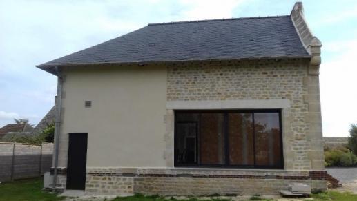 Rénovation façade Saint-Lô
