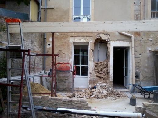 Travaux maçonnerie Saint-Lô