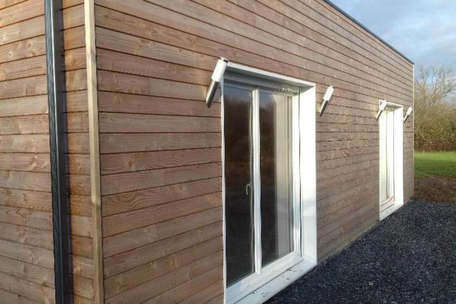 Revêtement pour isolation thermique par l'extérieur ou rénovation de façades.