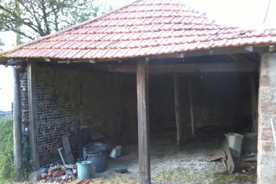 Réhabilitation d'un garage